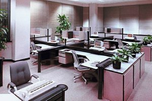 office space commercial building