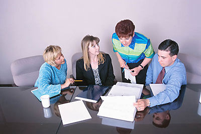 business meeting uid 1176783