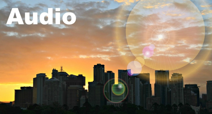 city view commercial real estate audio