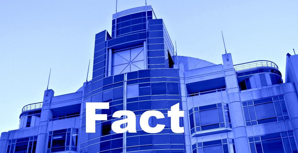 commercial property facade