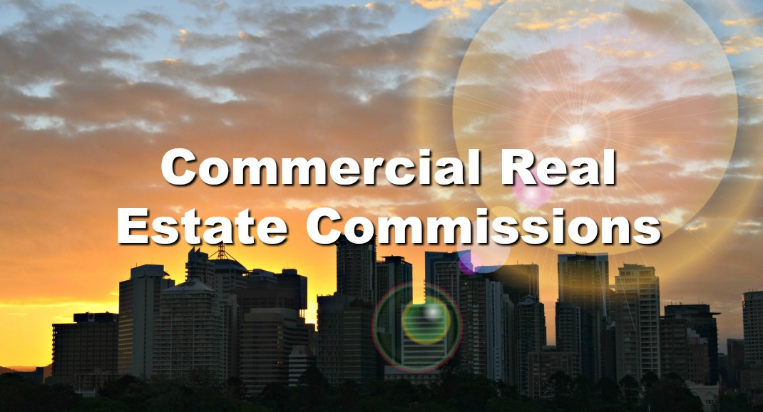 Strategies for Building Commissions in Commercial Real EstateBrokerage