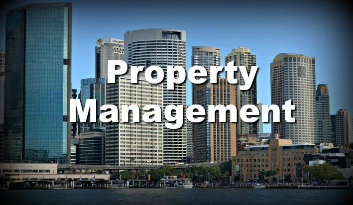 City buildings on Sydney Harbour