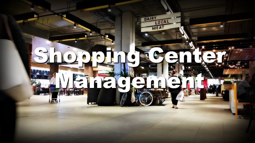 shopping center mall